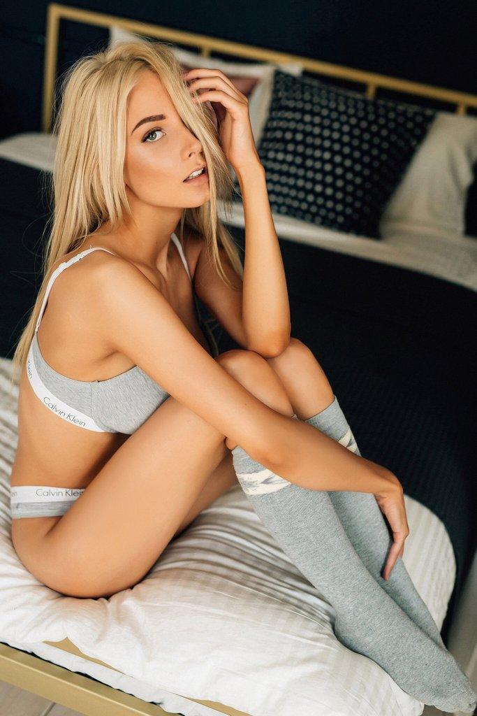 Катерина Ширяева, фото в белье
