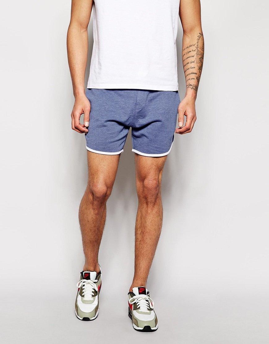 как носить спортивные шорты