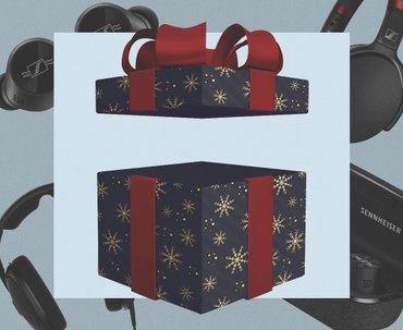Любителям качественного звука посвящается: 5 идей для новогоднего подарка от Sennheiser