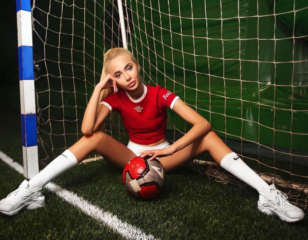 Спортсменка Кристина Журавлева фото