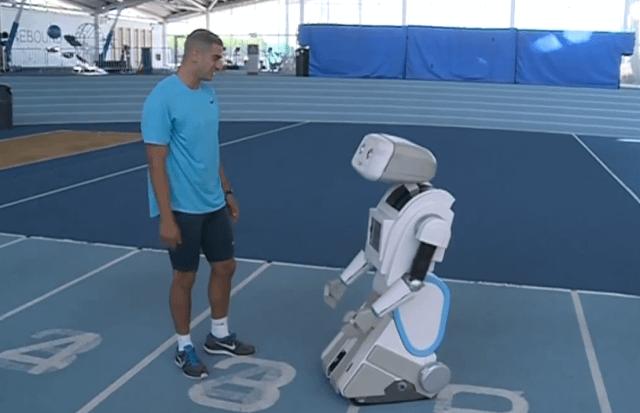 human vs robot1212425374