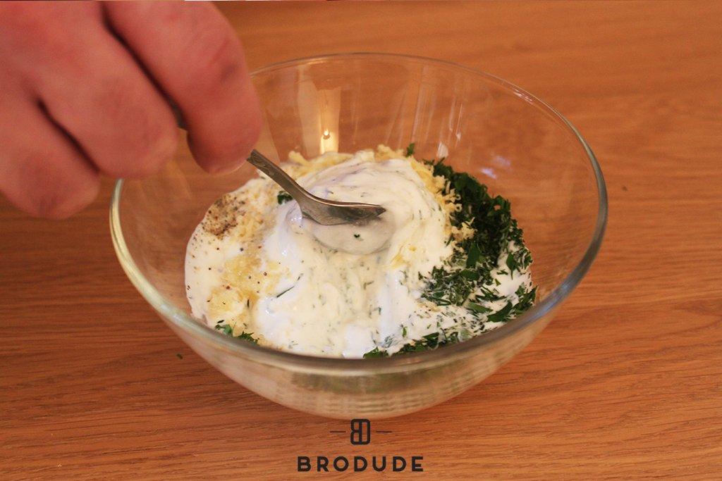 Готовим соус для шаурмы своими руками, фото brodude