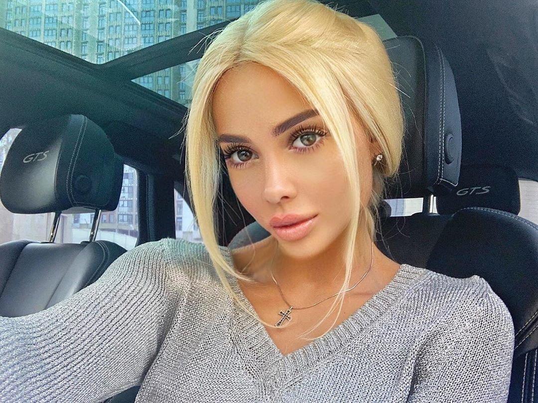 Селфи Кристина Журавлева