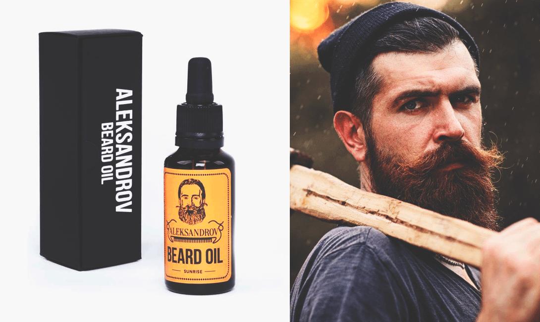 для ухода за бородой