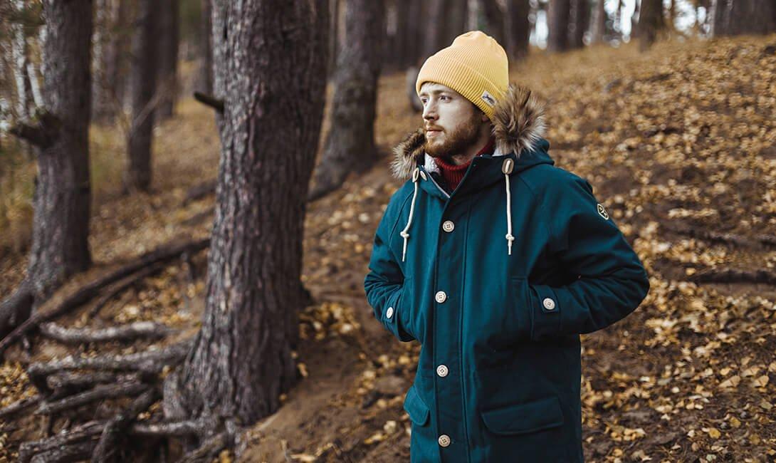 """Брендовые вещи """"Запорожец"""", зимняя куртка, изображение brodude.ru"""