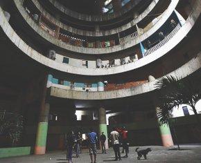 Вертикальные трущобы: Башня Давида