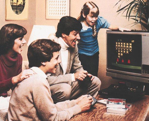 Время первых: крах игровой индустрии 1983 года