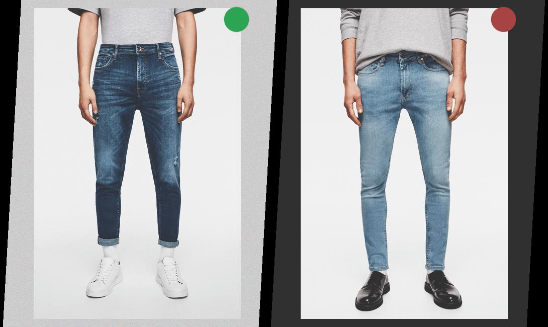 Картинки на тему идеальные джинсы для мускулистых мужчин
