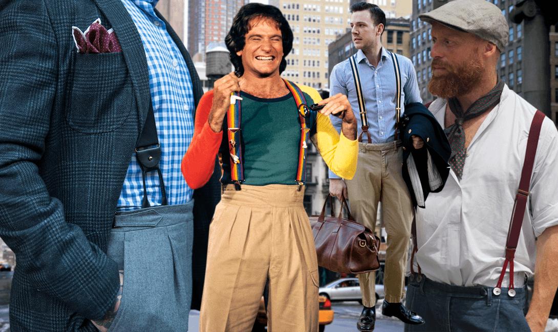 Картинки brodude.ru на тему как носить подтяжки