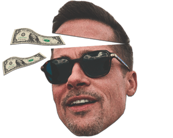 Ангедония - когда деньги не приносят удовольствие, картинка brodude