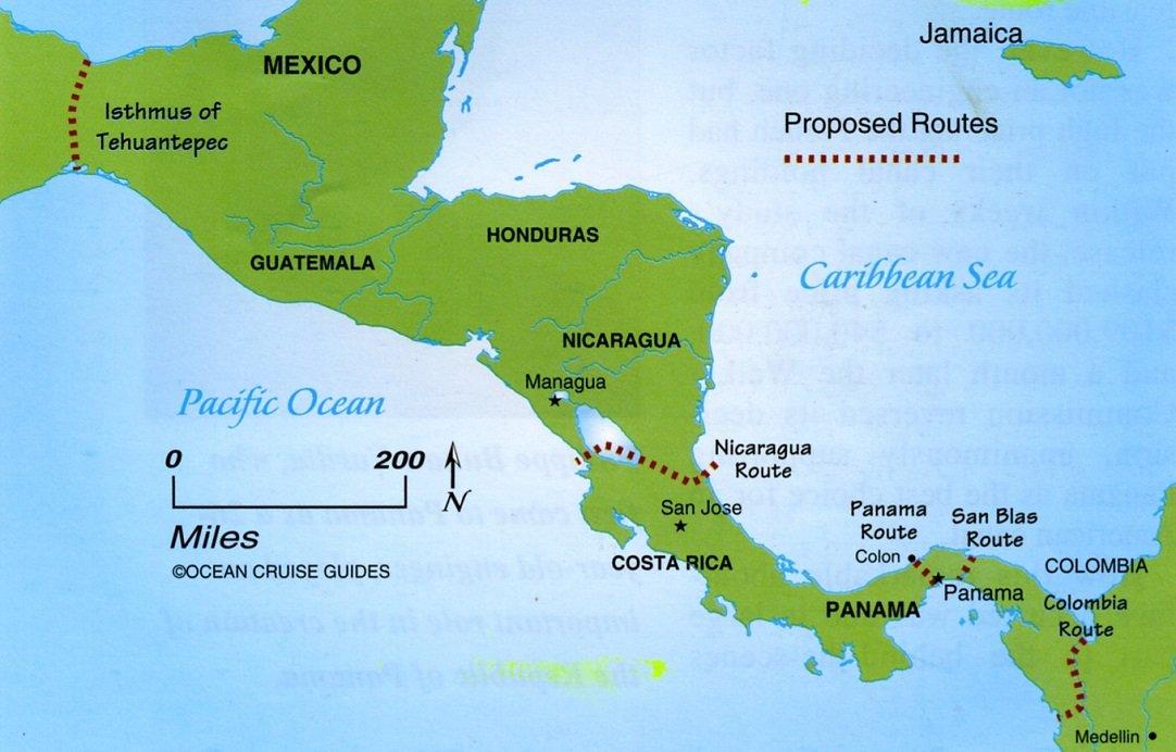 Никарагуанский Канал
