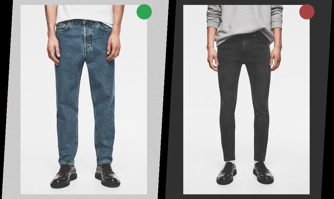 Картинки на тему Какие джинсы носить мужчине с широкими бедрами