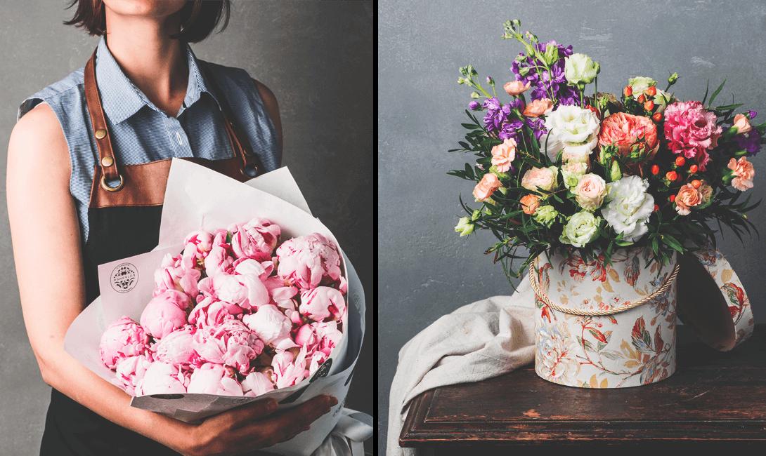 Как отправить цветы девушке на работу модельный бизнес волоколамск