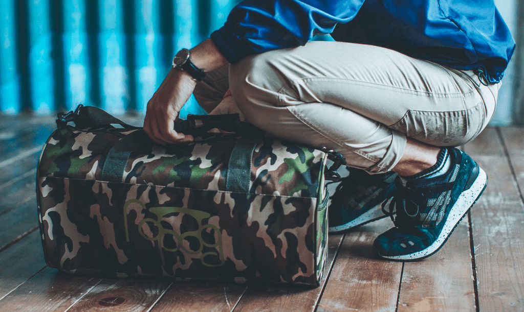 андеграундная одежда, streetwear стиль, Горький город бренд, фото рюкзака