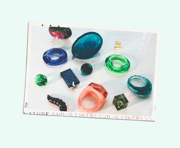 Наноситал: синтетические камни для продвинутого дизайна
